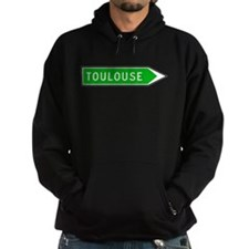 Cute Toulouse, france Hoodie