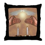 Ki Eshmera Shabbat Throw Pillow