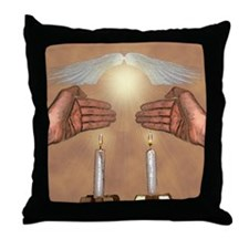 Ki Eshmera Shabbat Throw Pillow