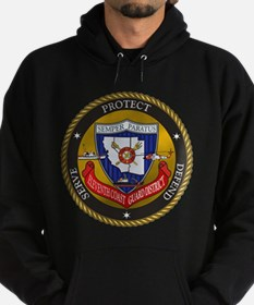 11th District USCG Hoodie (dark)