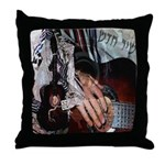 A Gift of Song Throw Pillow