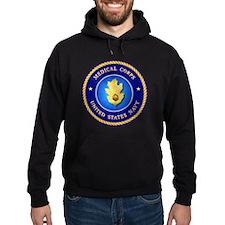 Navy Medical Corps Hoodie