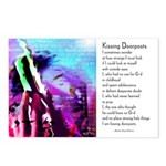 Kissing Doorposts Postcards (Package of 8)