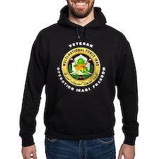OIF Veteran Hoodie