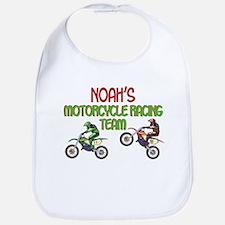 Noah's Motorcycle Racing Bib