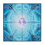 Four Worlds Tile Coaster