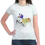 Tikvah: Hope Jr. Ringer T-Shirt
