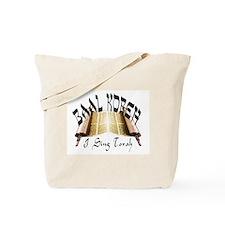 I Sing Torah Tote Bag