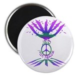 Jew for Peace (Color) Magnet