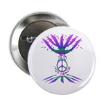 "Jew for Peace (Color) 2.25"" Button"