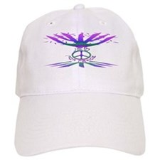 Jew for Peace (Color) Baseball Baseball Cap