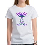Jew for Peace (Color) Women's T-Shirt