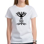 Jew for Peace (Black) Women's T-Shirt