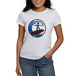 Surfing Jew Women's T-Shirt