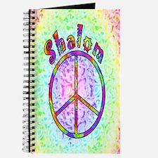 Shalom Peace Journal