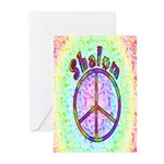 Shalom Peace Greeting Cards (Pk of 10)