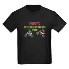 Owen's Motorcycle Racing T