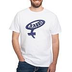 Woman Rabbi White T-Shirt