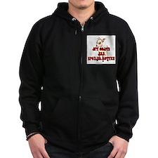 Goats-Spoiled Rotten Zip Hoodie