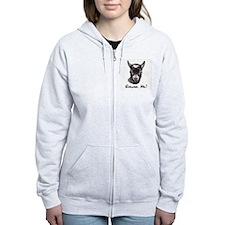 Pygmy Goat Excuse me? Zip Hoodie