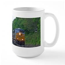 66K CSX 701, CSX 227 MP32 NS Harrisburg Eas Mugs