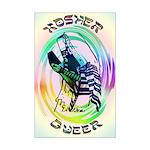 Kosher Queer Mini Poster Print
