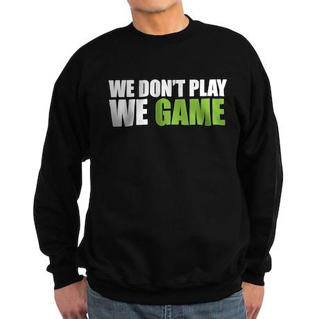 We Game (X360) Sweatshirt (dark)