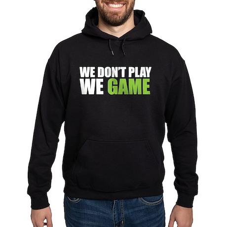 We Game (X360) Hoodie (dark)