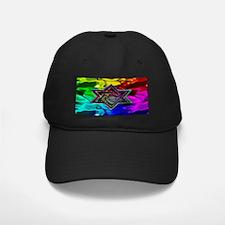 Chiseled Magen David Baseball Hat