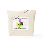 I Have a Little Dreidel Tote Bag