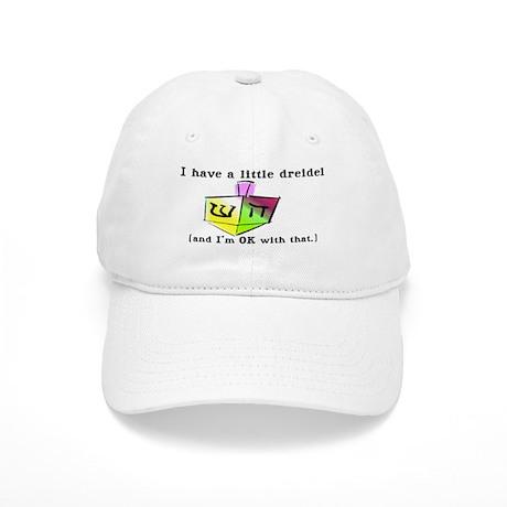 I Have a Little Dreidel Cap