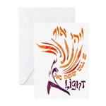 And There Will Be Light Greeting Cards (Package of
