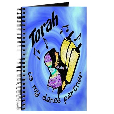 Torah is My Dance Partner Journal