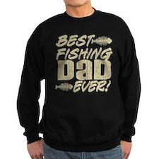 Best Fishing Dad Ever! Sweatshirt