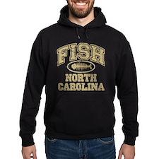 Fish North Carolina Hoodie