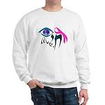 Chai Breast Cancer Awareness Sweatshirt