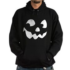Spooky Halloween Face Hoodie
