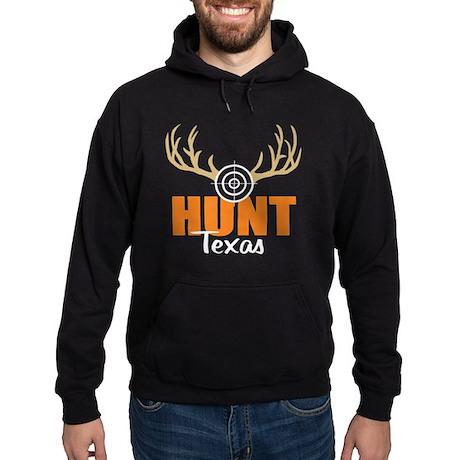 Hunt Texas Hoodie (dark)