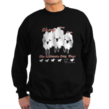 Sheep Dog Toy Sweatshirt (dark)