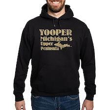 Yooper Michigan's U.P. Hoodie