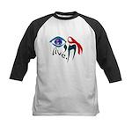 Chai HIV / AIDS Awareness Kids Baseball Jersey