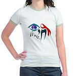 Chai HIV / AIDS Awareness Jr. Ringer T-Shirt