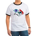 Chai HIV / AIDS Awareness Ringer T