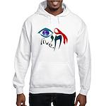 Chai HIV / AIDS Awareness Hooded Sweatshirt