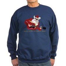 Santa's Other Gig Sweatshirt