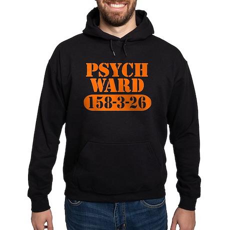 Psych Ward - Orange Hoodie (dark)