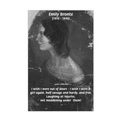 Novelist: Emily Bronte Posters