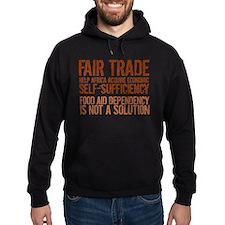 Fair Trade Hoody