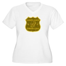 Handbell Ringer Drinking League T-Shirt