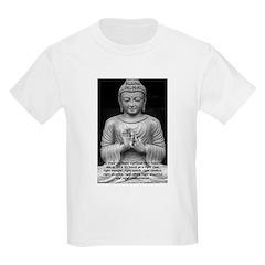 Gautama Siddhartha (Buddha) Kids T-Shirt